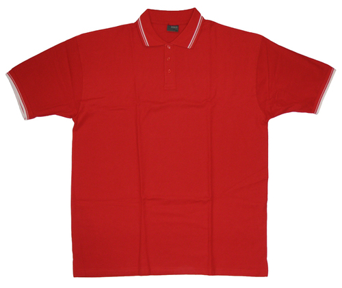 Mens Fancy Collared T Shirt