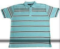 Mens Fancy Collared T-Shirt