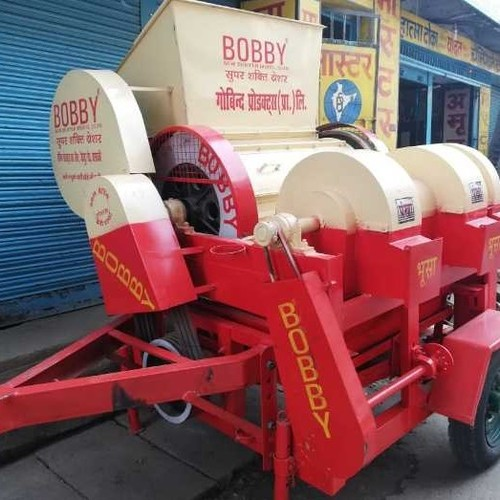 Custom Color Paddy Thresher For Agriculture Purpose