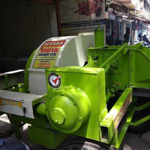 Tractor Operated Chaff Cutters Agriculture Use