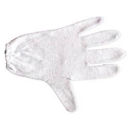 Transparent Full Finger Hand Gloves