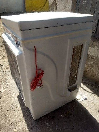 Fully Electric Fiber Cooler Application: Air Cooling