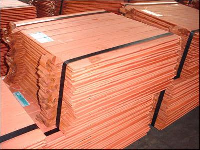 Pure Copper Cathodes Sheet