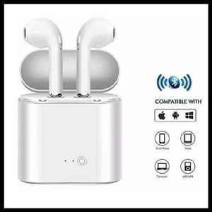 White Color Compatible Ipods