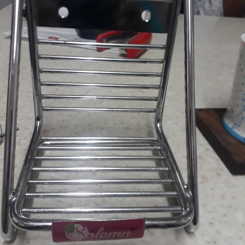 Stainless Steel Mobile Holder Stand