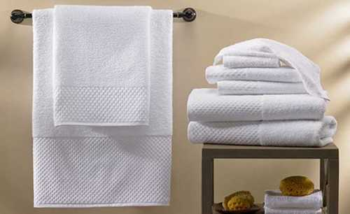 Super Soft Plain Terry Bath Towel