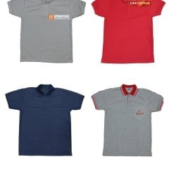 Colored Customised T Shirt