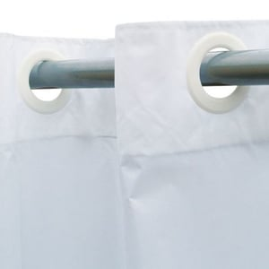 Hookless Polyester Shower Curtain