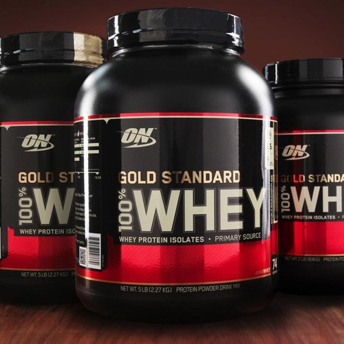 100% Gold Standard Optimum Nutrition Whey Protein