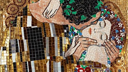 Beautiful Design Mosaic Picture