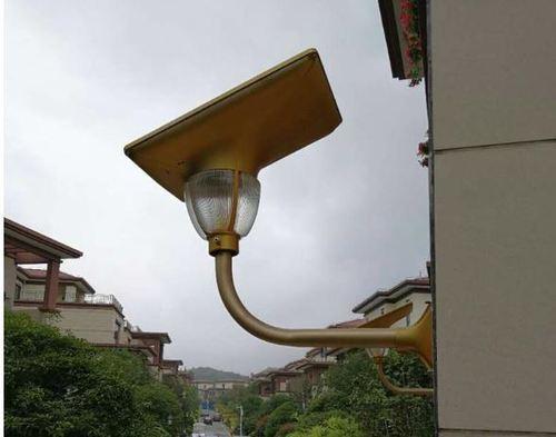 High Illumination Solar Light