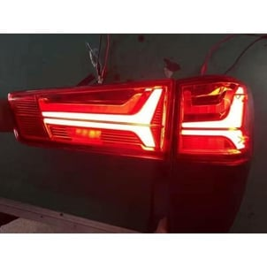 Car Red Tail Light