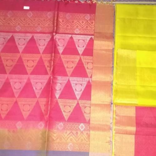 Handoom Soft Silk Saree in Chennai, Tamil Nadu - Sri