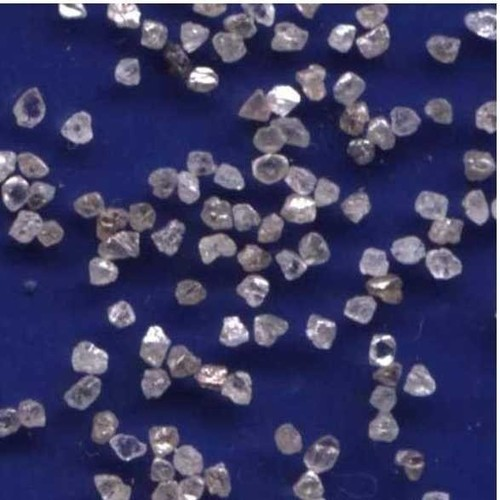 Crystal Polished Diamond (Solid Form)  Size: Various Sizes Are Available