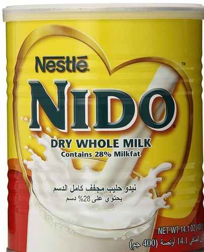 Dry Nido Milk Powder (Nestle)
