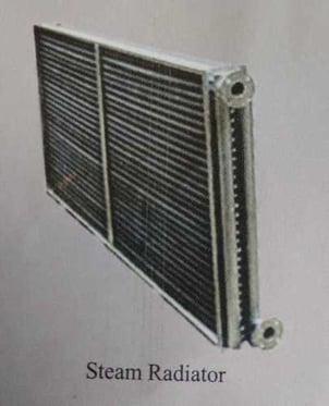 Industrial Steam Radiator For Heat And Steam