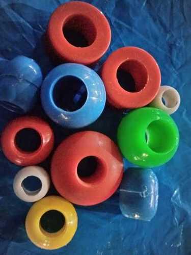 Multi Colors Plastic Beads Place Of Origin: India