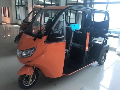 Passenger Electric Tricycle Rickshaw