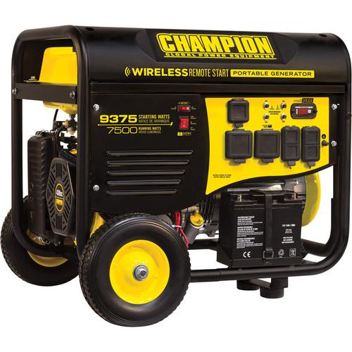 Champion Portable Power Generator