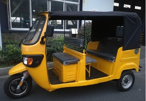 Electric Passanger Tricycle