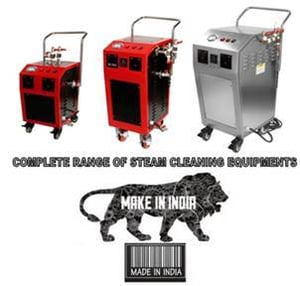 Environment Friendly Steam Cleaning Machine
