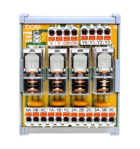 4 Channels Relay Module