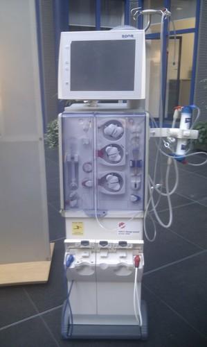 Efficient FRESENIUS 5008s Dialysis Machine