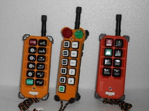 High Frequency Crane Remote Control