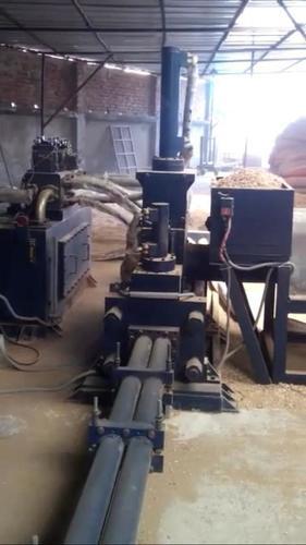 Shredo Briquetting Machine