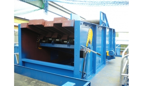 Shredo Hydraulic Bull Separator