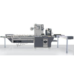 Wrapper 4000T Soap Packaging Machine