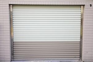Zincalume Garage Rolling Door