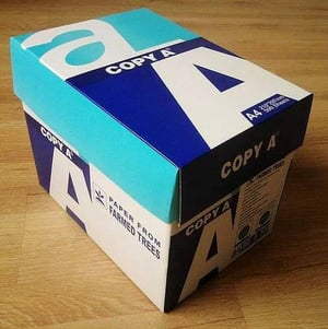 Double A A4 Paper 70GSM, 75GSM, 80GSM