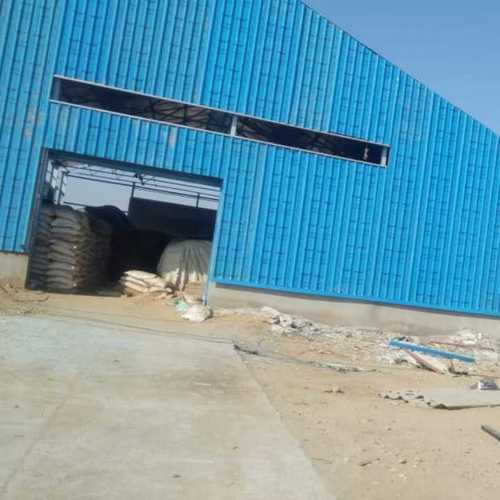 Prefabricated Commercial Tin Shed