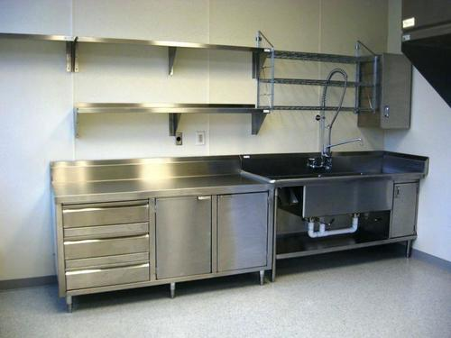 SS Commercial Kitchen Cabinet At Price 15000 Piece In