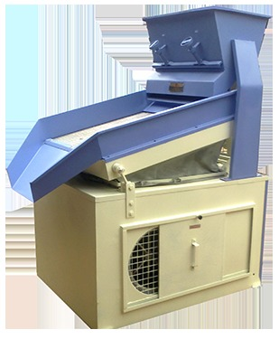 Compact Grain Cleaning Machine
