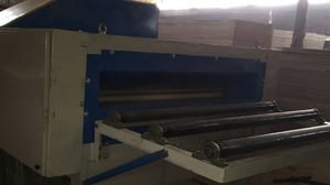 Industrial Plywood Dipping Machine