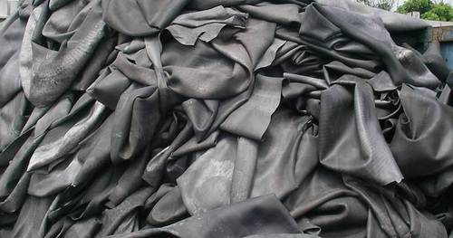 Butyl Inner Tube Scrap