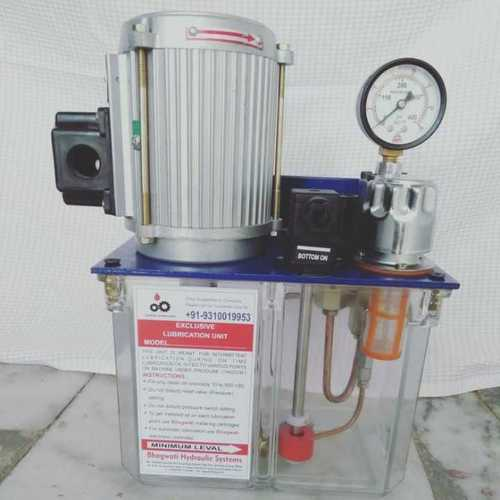Motorised Oil And Grease Pumps