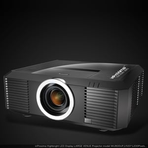 Professional Stage Display Press Conference Venue Projector