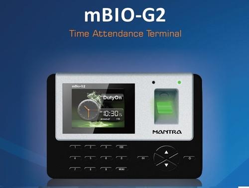 Biometric Attendance Mantra Mbiog2