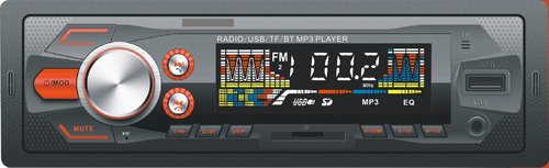 Car Stereo Radio, Mp3, Bt, Usb, Sd Player Certifications: Rohs