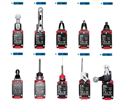 High Temperature Limit Switch Size: Standard