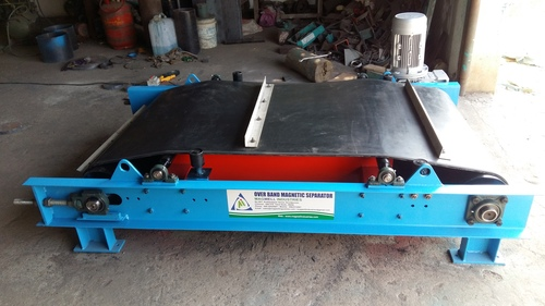Over Band Magnetic Separator (Obms)