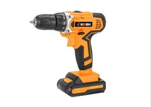 12V Cordless Drill 2-Speeds 21+1 Speed Control of Power Tools
