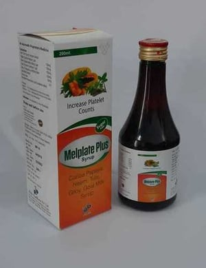 Melplate Plus Syrup