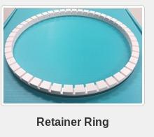 Round Industrial Retainer Ring