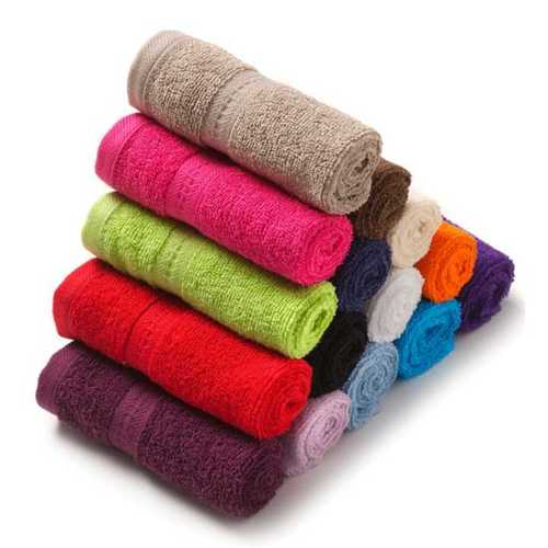 Pure Cotton Face Towels