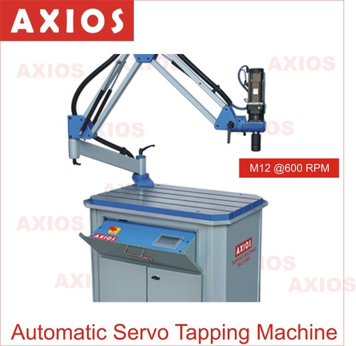 Fully Automatic Electric Tapping Machine