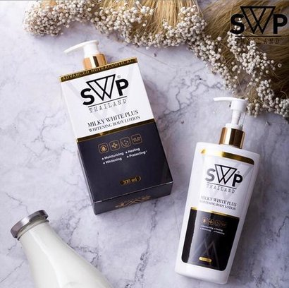 Milky White Plus Whitening Body Lotion Best For: Daily Use